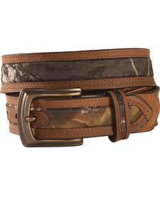 Boys' Mossy Oak Camo Belt