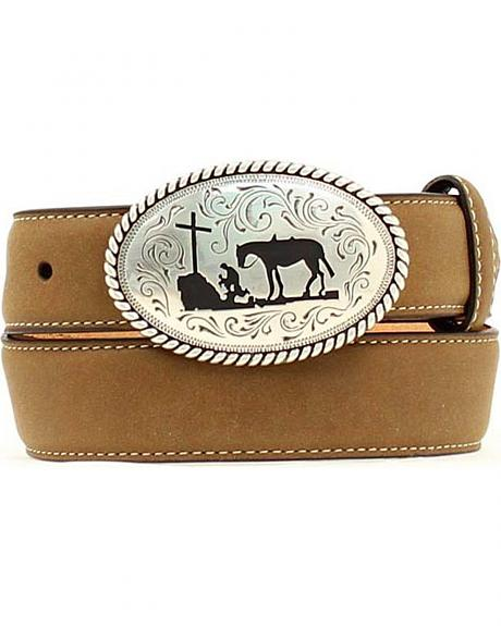 Nocona Cowboy Prayer Belt