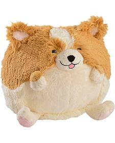 Squishable Mini Corgi Stuffed Animal
