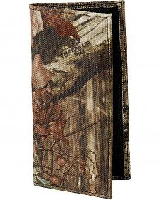 Wrangler Mossy Oak Camo Rodeo Wallet