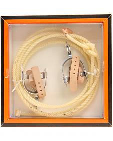 The Little Ropin' Spur Set