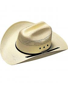 PBR Kids' Bangora Straw Cowboy Hat