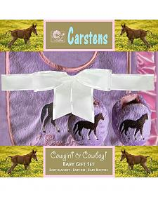 I Love Horses Boxed Baby Set