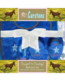 Lil' Bronc Boxed Baby Set
