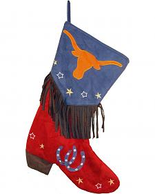 Kids' Longhorn Stocking