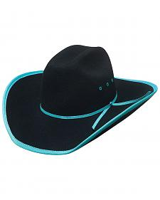 Bullhide Leave Your Mark Colorful Brim Kids' Cowboy Hat