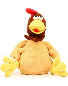 Bigtime Barnyard Shaking Chicken Giggle Mate