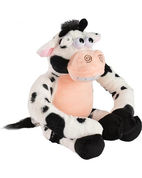Bigtime Barnyard Tickle Me Cow Giggle Mate