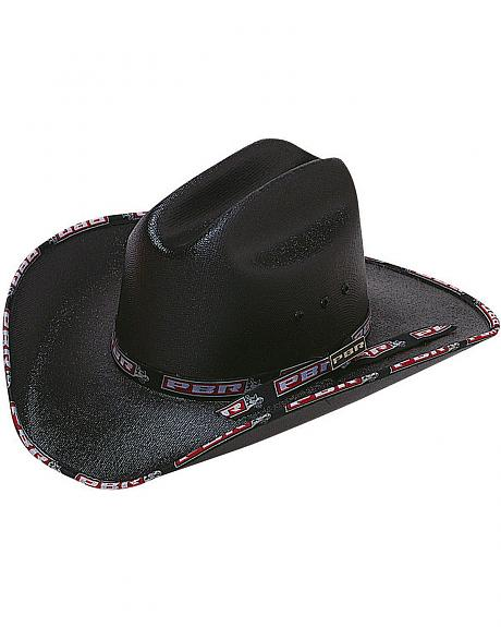PBR Kids' Coated Canvas Cowboy Hat