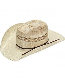 Twister Kids' Tan Bangora Straw Cowboy Hat