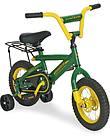 """John Deere Kids 12"""" Bicycle"""