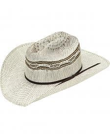 Twister Boys' Bangora Straw Western Hat