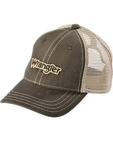 Wrangler Boys' Logo Mesh Cap