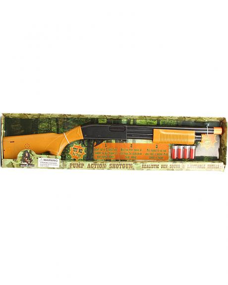 Little Outlaw Toy Pump Action Shotgun