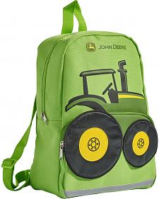 John Deere Tractor Toddler Back Pack