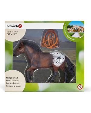 Schleich World of Nature Farm Life Western Riding Set