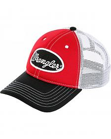 Wrangler Boys' Mesh Logo Cap