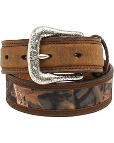 Ariat Boys Camo Canvas Belt