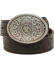 Ariat Boys Holden Tooled Belt