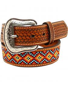 Nocona Boys' Embroidered Belt