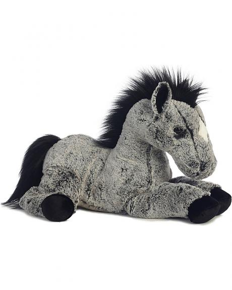Aurora World Lucky the Horse Western Plush Toy