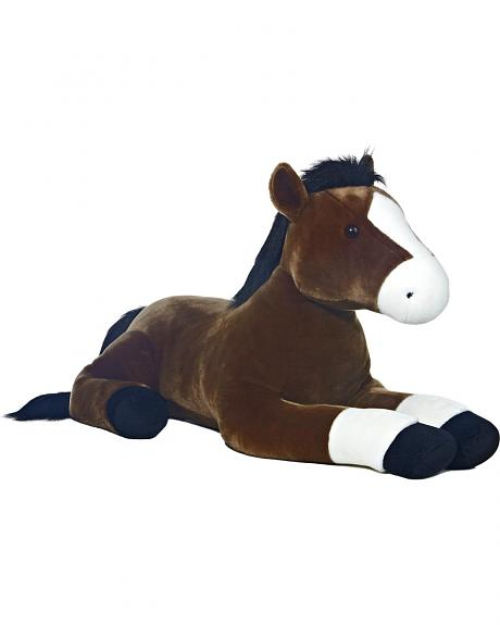 Aurora Legend the Horse Plush Toy