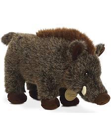 Aurora Myoni Wild Boar Plush Toy