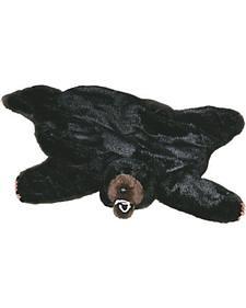 Carstens Home Small Black Bear Rug