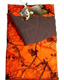 Carstens Home Realtree Blaze Deer Pillow Slumber Bag