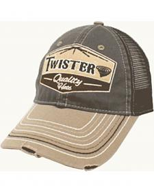 Twister Youth Logo Mesh Back Ball Cap