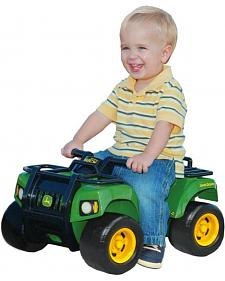 Learning Curve John Deere Sit-N-Scoot ATV