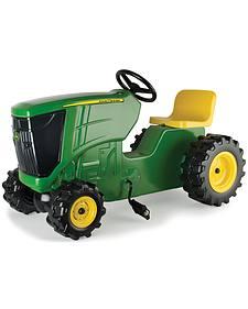 John Deere Kids' Large Pedal Plastic Tractor