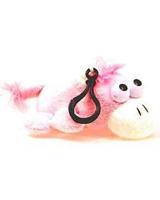 M & F Western Pink Horse Keychain