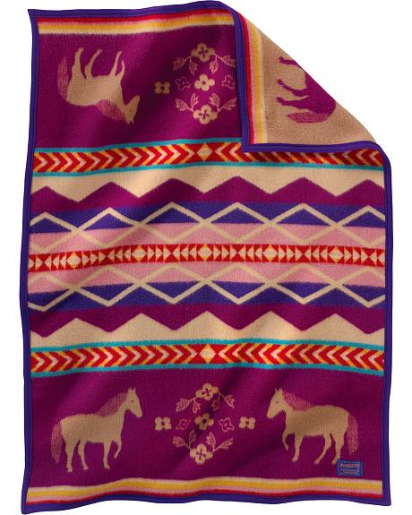 Pendleton Painted Pony Muchacho Blanket