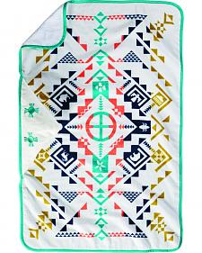 Pendleton Infants' Shared Spirits Printed Hooded Towel