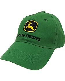 John Deere Infant Boys' Trademark Green Baseball Cap