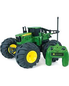 John Deere Green Remote Control Tractor