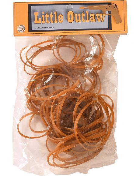 M&F Western Little Outlaw Small Rubber Band Pack (50 ct)