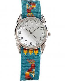 Hand Beaded Watch