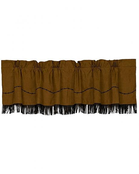 HiEnd Accents Barbed Wire Valance