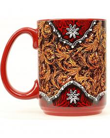 Western Scroll Coffee Mug