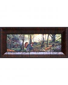 """Mike Flentje """"Trophy Country"""" Framed Wall Art - 17 1/2"""" x 8"""""""