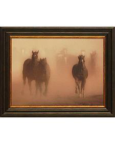 "Gary Crandall ""Ghost Horse"" Framed Art - 20"" x 16"""