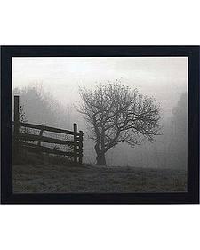 "Christine Treibert Mountain Meadow Farm Framed Wall Art - 18"" x 15"""