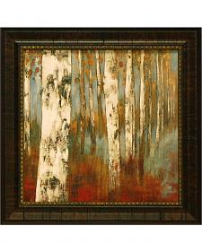 "Allison Pearce Along the Path II Framed Wall Art - 15"" x 15"""