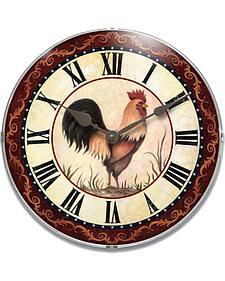 "Infinity Instruments 12"" The Chanticleer Wall Clock"