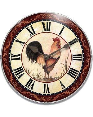 "Infinity Instruments 12"" The Chanticleer Wall Clock"
