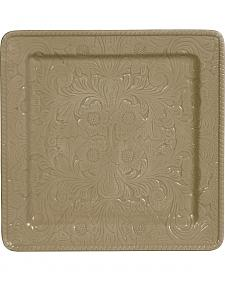 HiEnd Accents Savannah Serving Plate