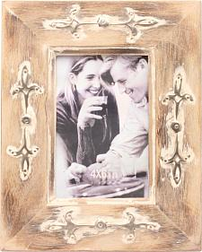 Western Moments 4X6 Distressed Wooden Frame