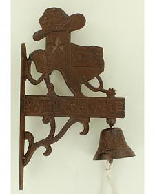 Western Moments Iron Texas Bell